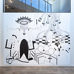 In Sight On Site: Murals - Jessica Forrestal - Photograph by Wes Magyar