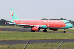 UR-WRJ / Wind Rose Aviation / Airbus A321-231