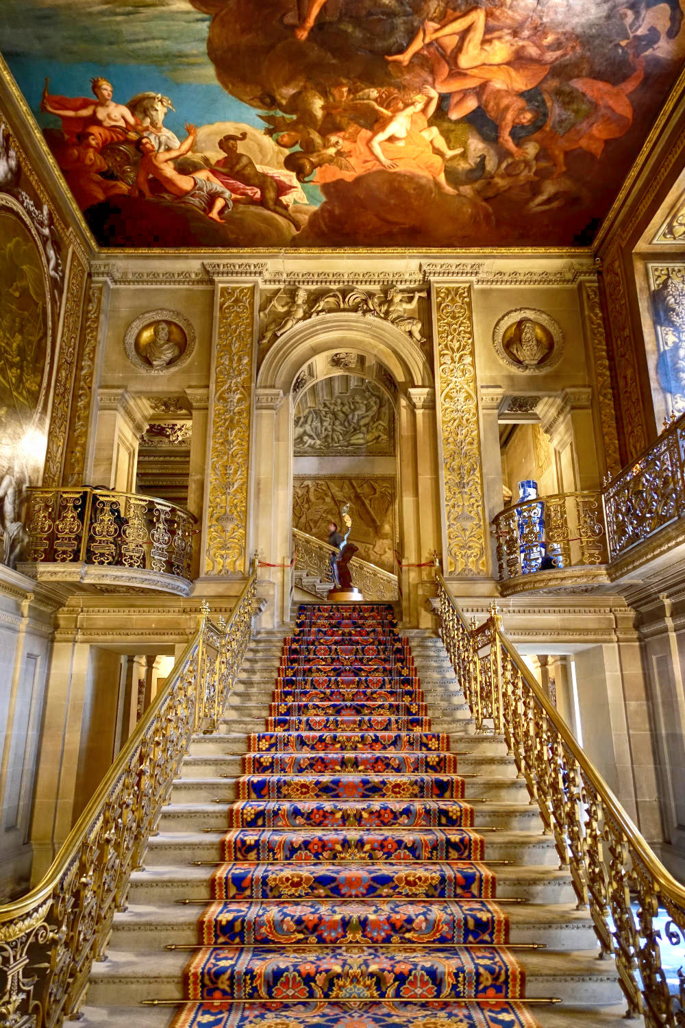 Entrance Hall, Chatsworth House
