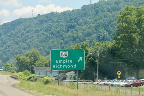 OH 7 at OH 152 - Empire, OH