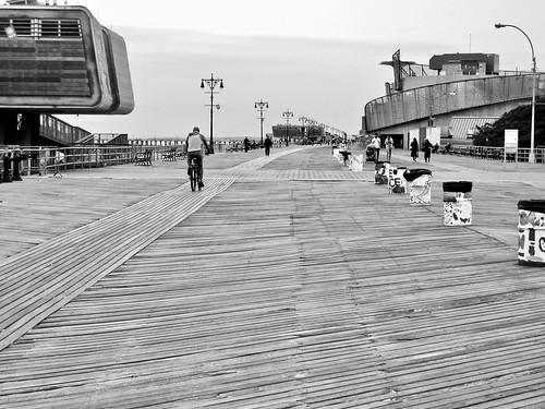 Coney Island Boardwalk aka .. (View 'L')