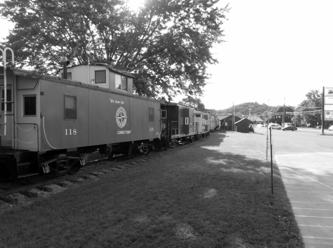 Hocking Valley Scenic Railway - BW 6-14-2018 6-34-33 PM