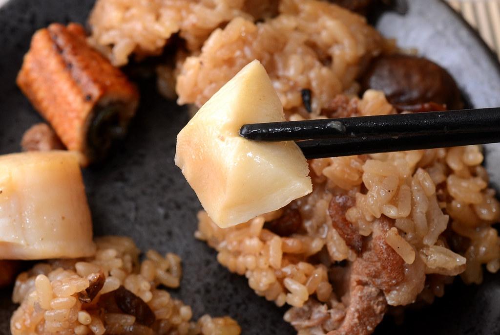 尚格複合式鐵板燒豪華海鮮粽