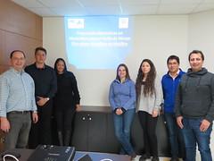 Visita docentes Universidad Estatal a Distancia Costa Rica