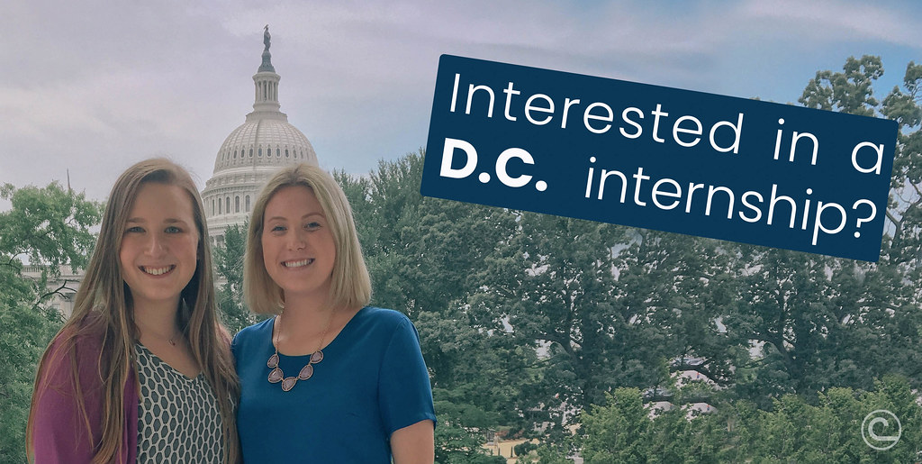 Interested in a D.C. internship?