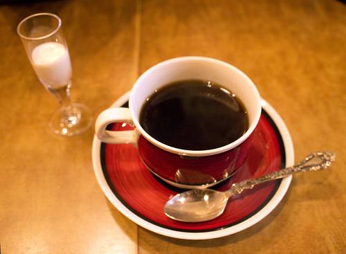 タンゴ喫茶・チケ