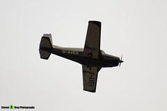 G-AVEH - 346 - Private - SIAI Marchetti S-205-20R - Letchworth - 171008 - Steven Gray - IMG_4848