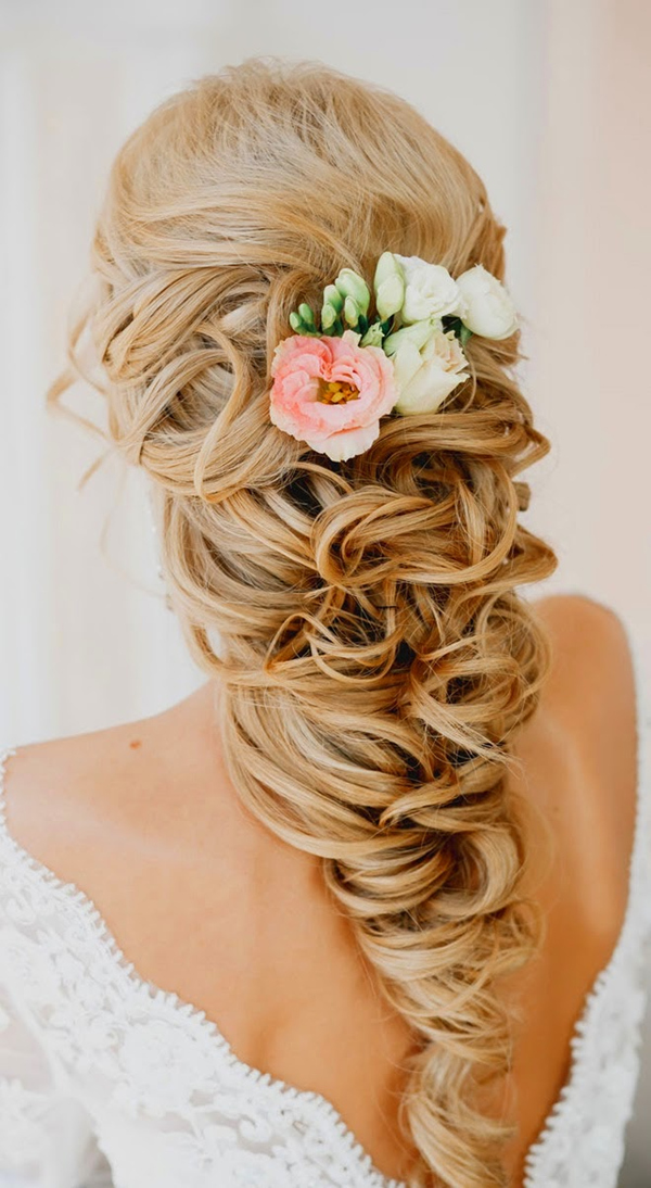 Fanciful Wedding Hairstyles 2018 For Chic Long Hair |Exclusive 7