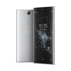 Xperia XA2 Plus_group_silver