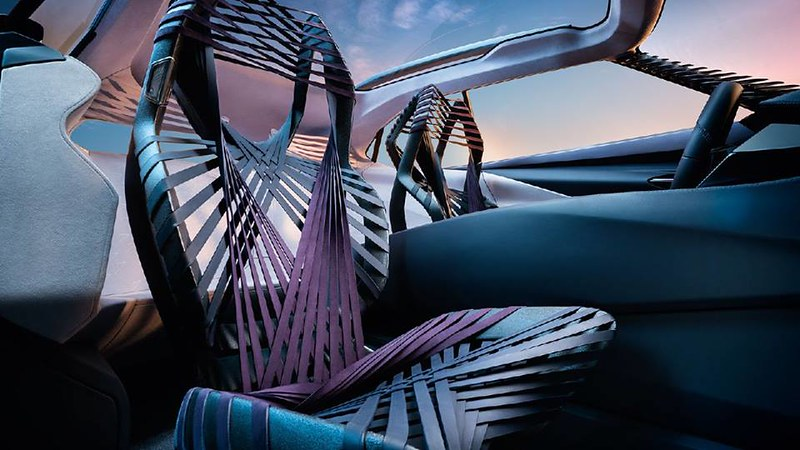 UX – очередная веха в истории дизайна Lexus.