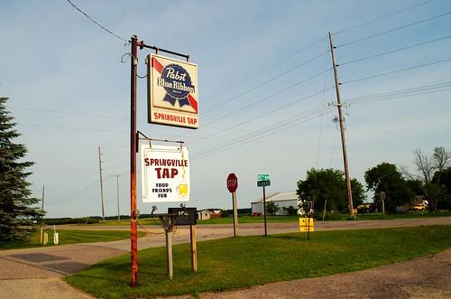 Springville Tap - Wisconsin
