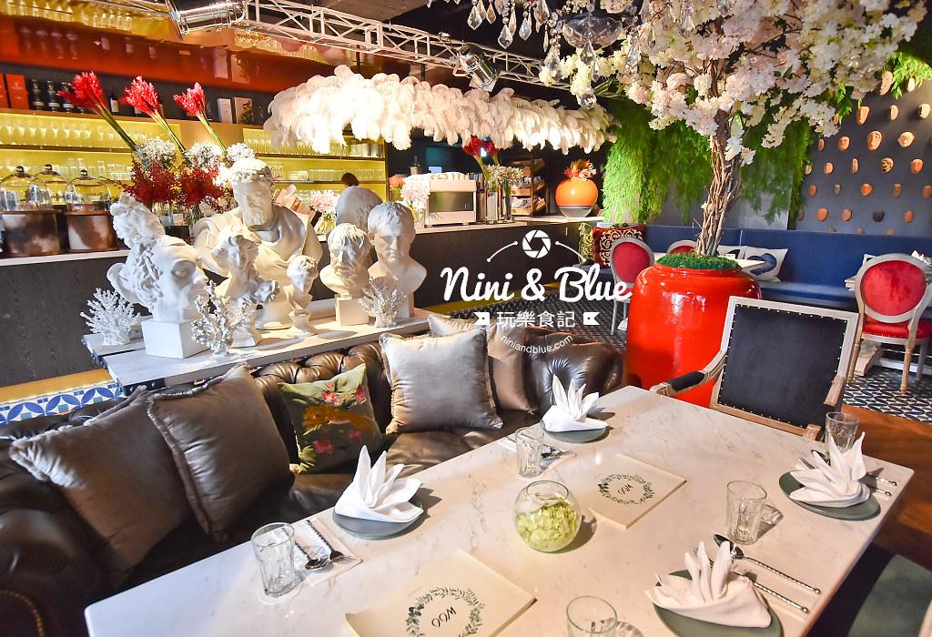 woo 泰式料理  台中 清邁 蔦屋 市政 餐廳 26