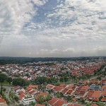 15. Juuli 2018 - 12:12 - Panoramic view of Sembanwang Hill and Thomson Hill Estate