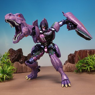 變形金剛Masterpiece《野獸大戰》「恐龍王」情報公開!!TRANSFORMERS Master Piece Series MP-43 Megatron(Beast Wars)