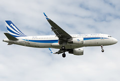 9N-ALM Himalaya Airlines Airbus A320-214