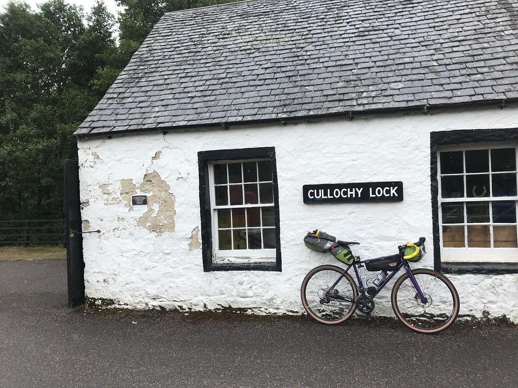 Kelly Scotland Bikepacking