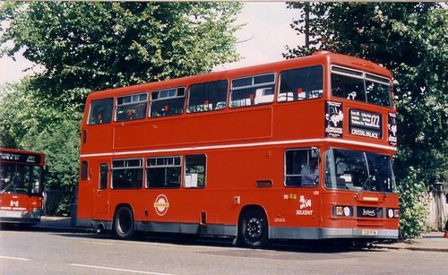 London Bus Route 122