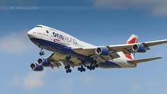 BRITISH AIRWAYS ONEWORLD B747-436