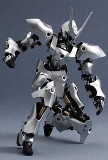 超精密金屬材質可動骨架!Robomaniax 原創系列《VISOR FORCE》VP-201F  女武神(ヴァルキリー)組裝模型