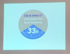 Chelmsford star coop sharing some of the impact they have on their local economy