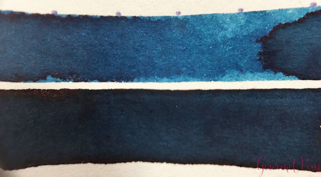 Robert Oster Lake of Fire Ink Review @RobertOsterSignature 6