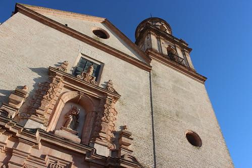 Convento de San José. Fuentes de Andalucía (Sevilla).