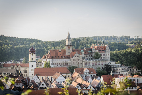 Travel Back in Time at Schloss Sigmaringen