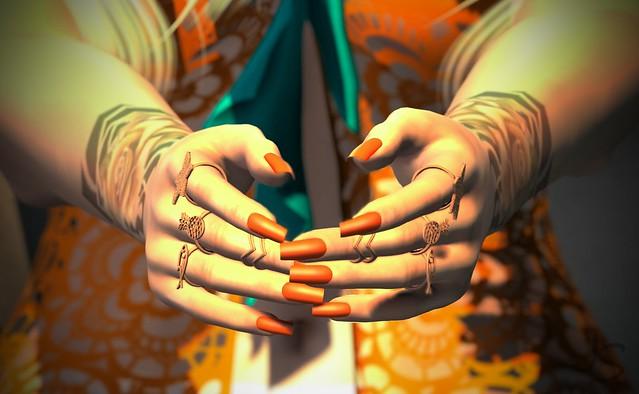 SL15B Nails