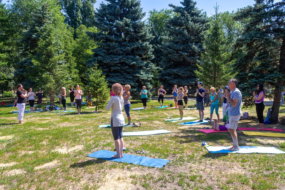 всемирный день йоги саратов фото 3