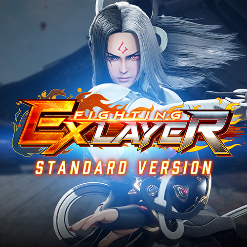 FIGHTING EX LAYER (Standard Version)