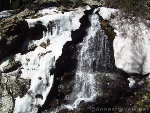 Williams Falls, Carson National Forest, New Mexico