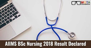 AIIMS BSc Nursing 2018 Result Declared