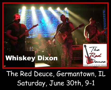 Whiskey Dixon 6-30-18