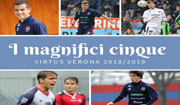 UFFICIALE: ultime cinque conferme in casa Virtus Verona