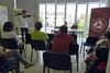 Brillant presentació de l´últim llibre de poemes de Gràcia Jiménez-8
