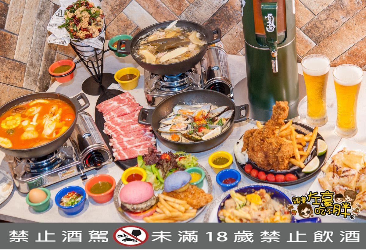 晚一點餐酒館(仁武美食) -18