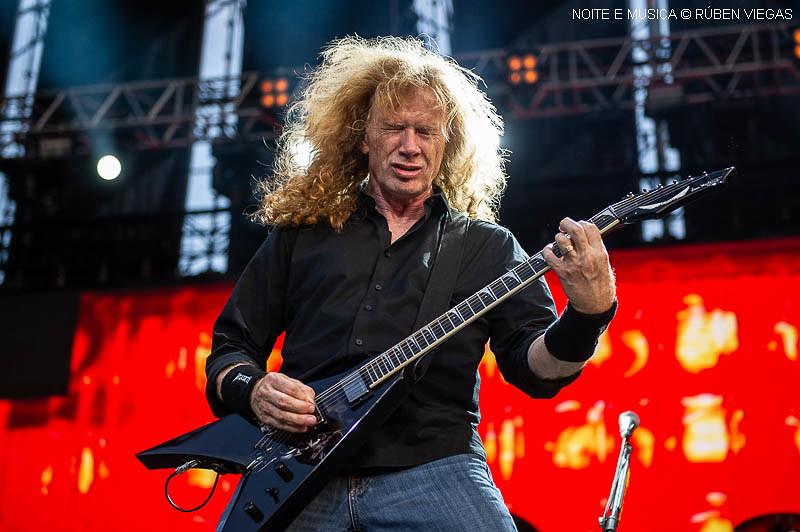Megadeth - Estádio Municipal de Oeiras '18