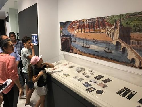 Visita #Refugiados de ClaretEnea a #Euskal #Museoa #Bilbao en Euskal Museoa
