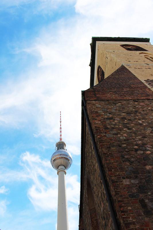 Berlin modernité X ancien