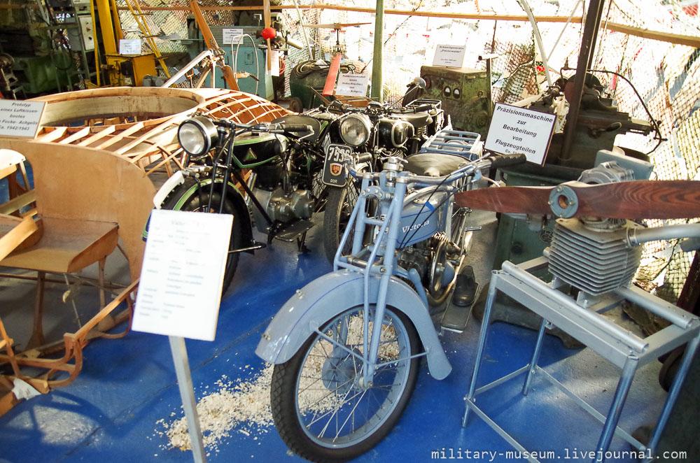 Luftfahrt- und Technikmuseum Merseburg-83