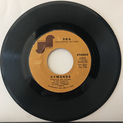 CYMANDE:BRA(RECORD SIDE-A)