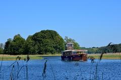 Lithuania /  Trakai / Galve Boat