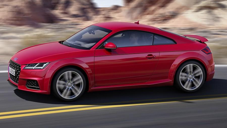 Audi TT facelift 3