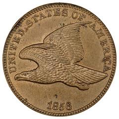 1856 Flying Eagle obverse