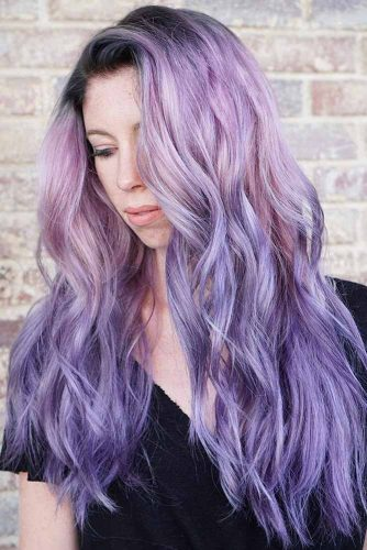 Latest Lavender Hair Color To Adopt The Newest Trend 2