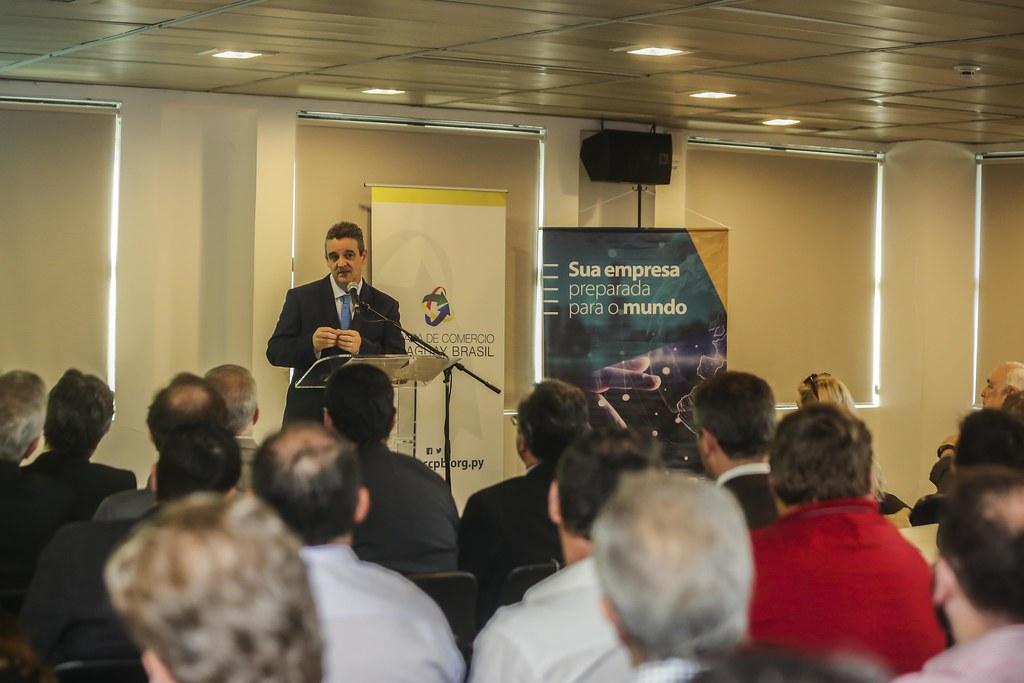 Seminário Bilateral de Comércio Exterior e Investimento Paraguai - Paraná