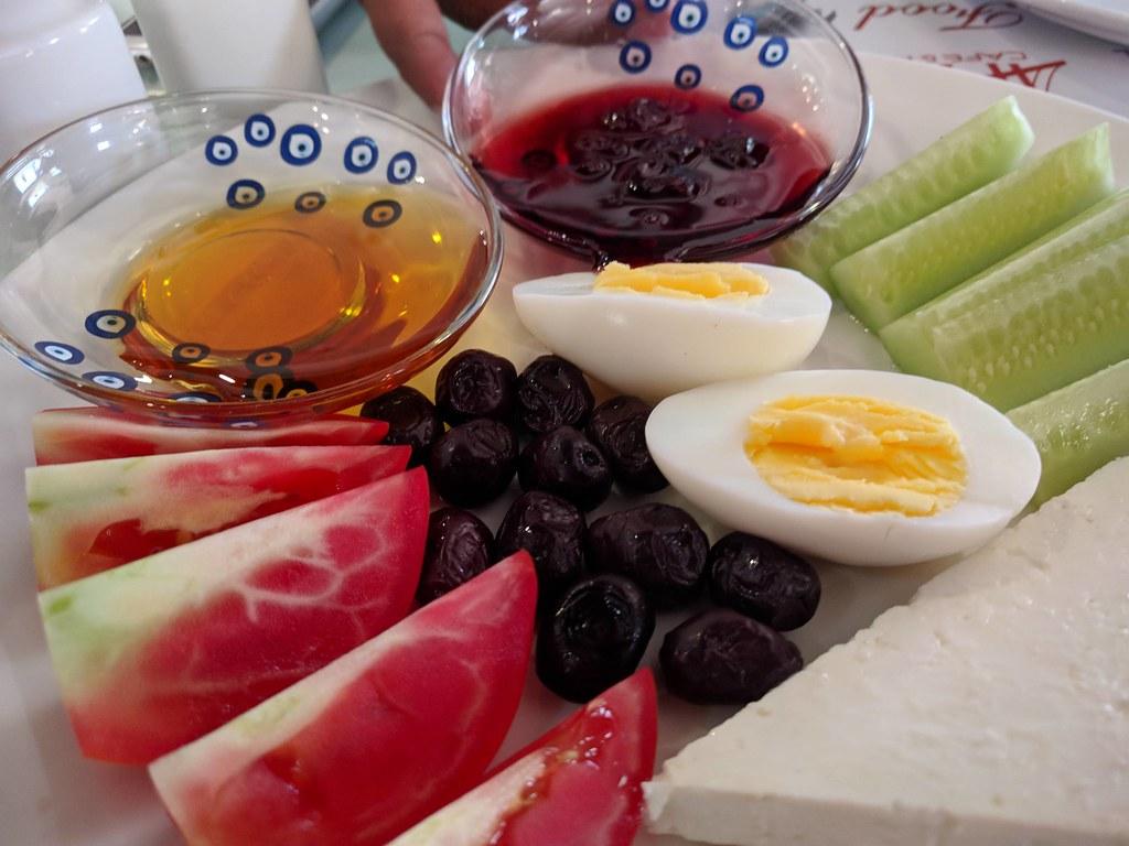 走啊,在伊斯蘭堡吃土式早餐!