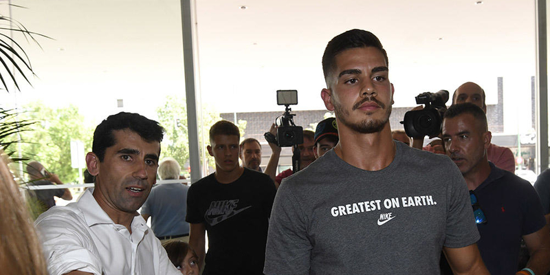 Sevilla mencapai kesepakatan mendatangkan Andre Silva
