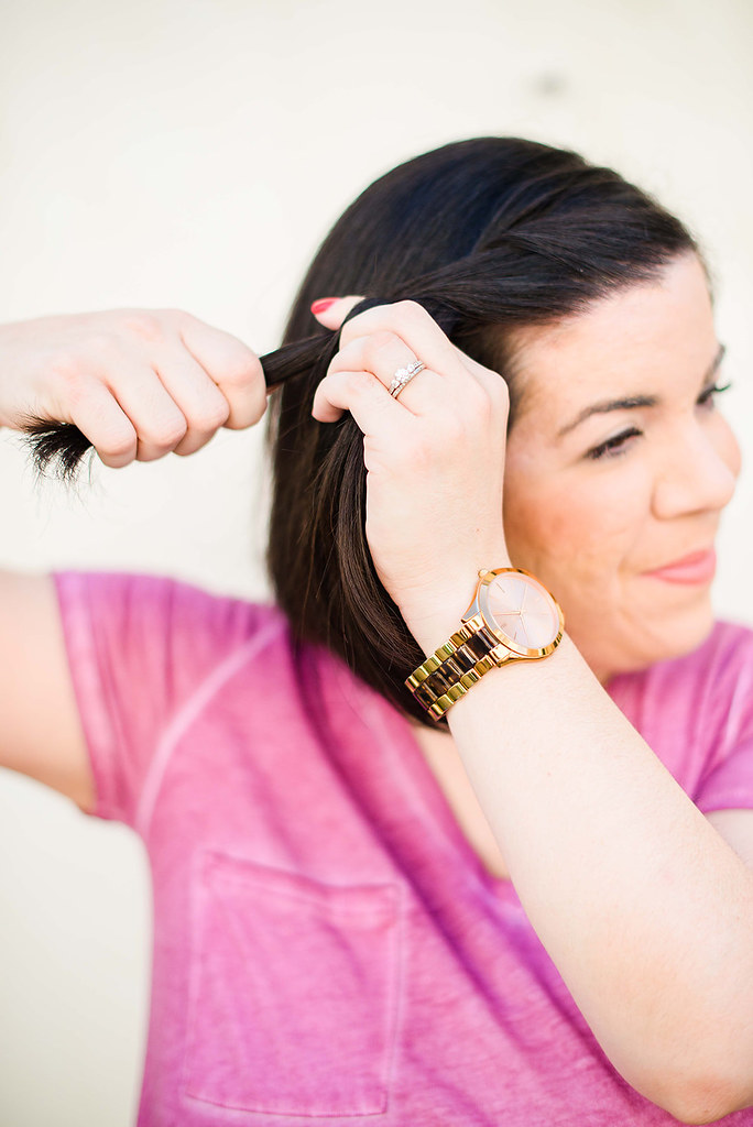 Rope Braid Tutorial-@headtotoechic-Head to Toe Chic
