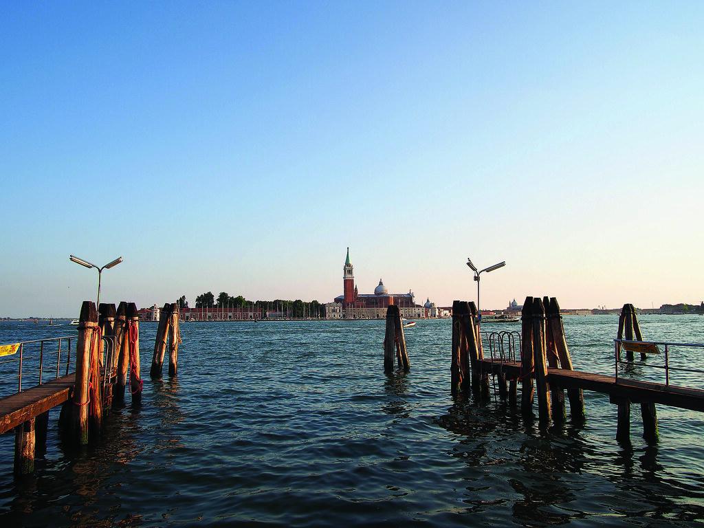 San Giorgio and the Giudecca from Riva degli Schiavoni, Venice